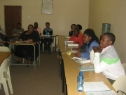 SASL Interpreters listening attentively